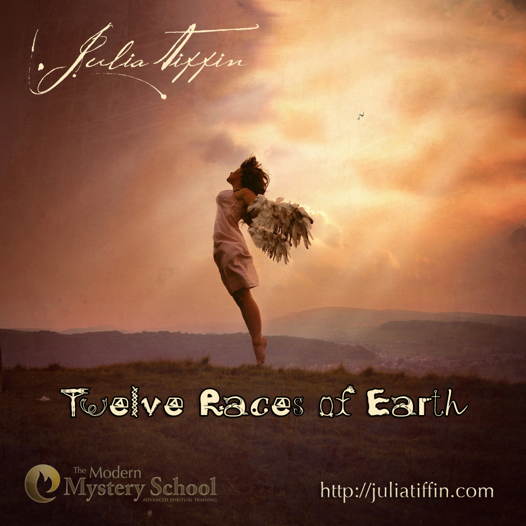 Twelve Races of Earth CAPE TOWN @ Julia Tiffin's Practice | Cape Town | Western Cape | South Africa