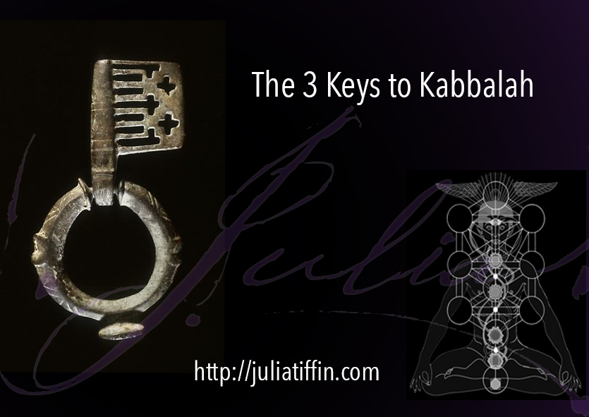The 3 Keys to Kabbalah @ Julia Tiffin's Practice | Cape Town | Western Cape | South Africa