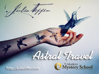 Astral Travel @ Julia Tiffin's Practice