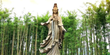 Return to the Sacred: Quan Yin
