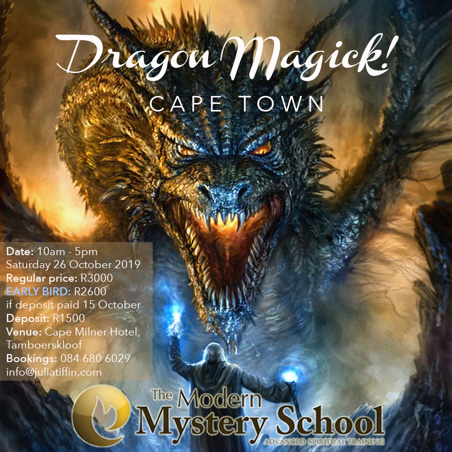 Dragon Magick CAPE TOWN @ The Cape Milner