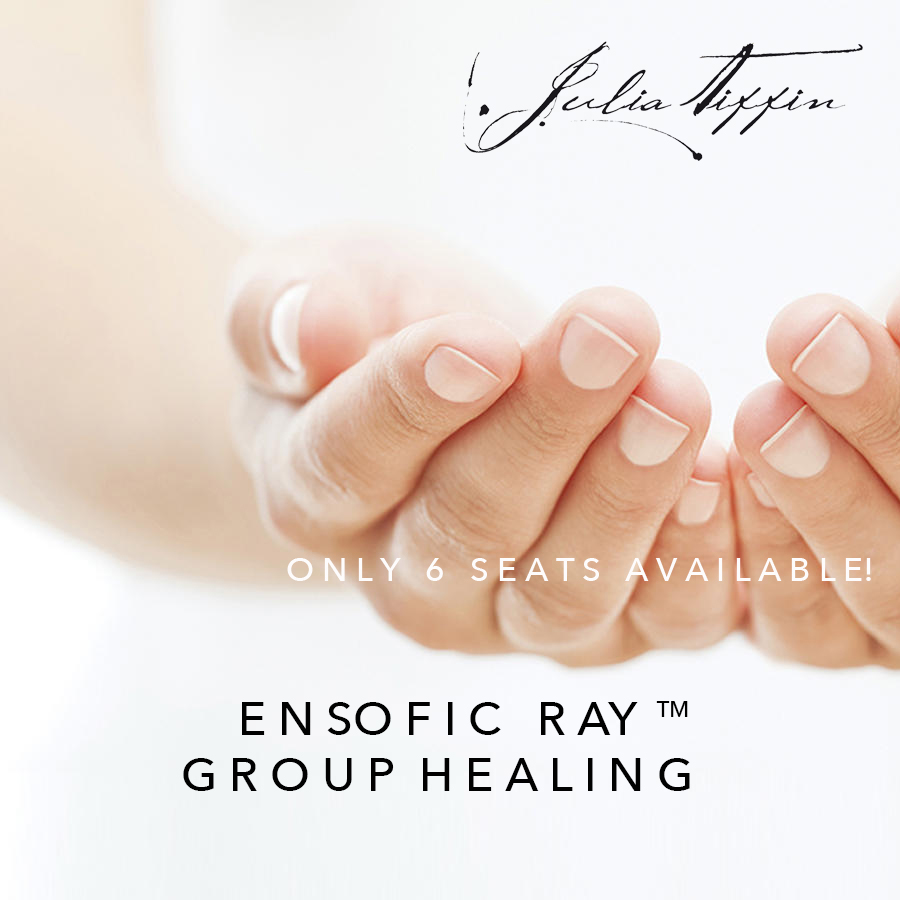 EnSofic Ray Group Healing CAPE TOWN @ Julia Tiffin's Practice