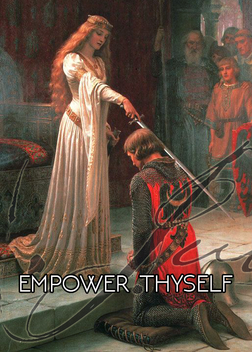Empower Thyself Class & Initiation @ Julia Tiffin's Practice