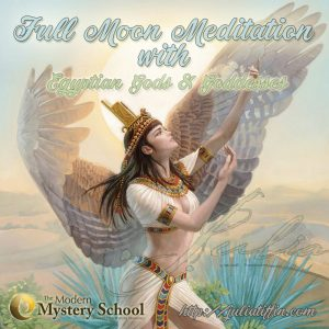 Full Moon Meditation with Egyptian Gods & Goddesses CAPE TOWN @ Julia Tiffin's Practice | Cape Town | Western Cape | South Africa