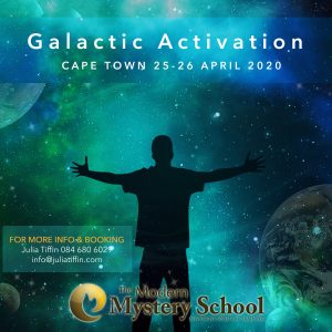 Galactic Activation 1 CAPE TOWN @ TBC