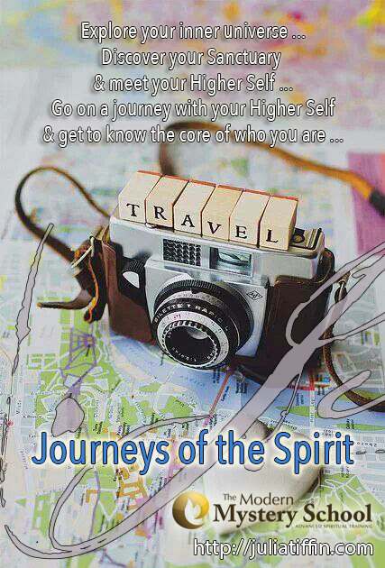Journeys of the Spirit @ Julia Tiffin's Practice | Cape Town | Western Cape | South Africa