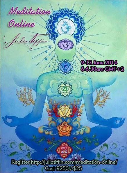Meditation ONLINE 9-13 June 2014