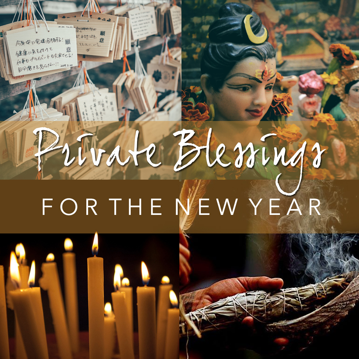 Private Blessings for New Year @ Julia Tiffin's Practice