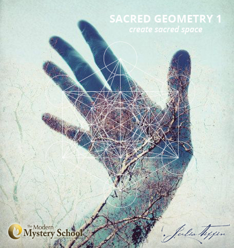 Sacred Geometry 1 | Julia Tiffin - Life Activation Practitioner