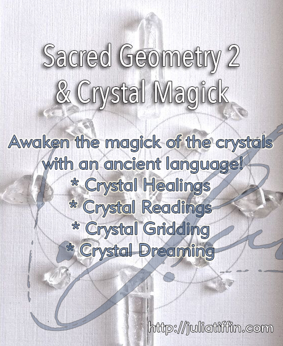Sacred Geometry 2 & Crystal Magick @ To be confirmed | Palm Beach Gardens | Florida | United States