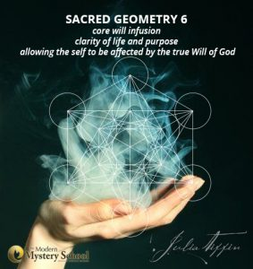 Sacred Geometry 6: Core Will Infusion CAPE TOWN @ Julia Tiffin's Practice | Cape Town | Western Cape | South Africa